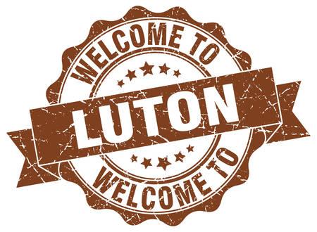 Luton round ribbon seal