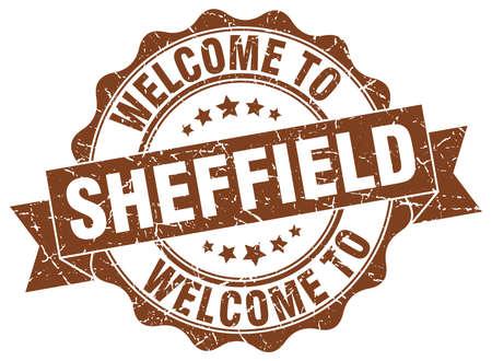 Sheffield round ribbon seal