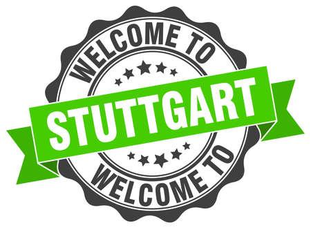 Stuttgart round ribbon seal