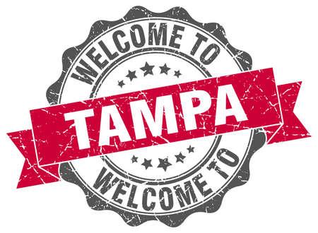 Tampa round ribbon seal