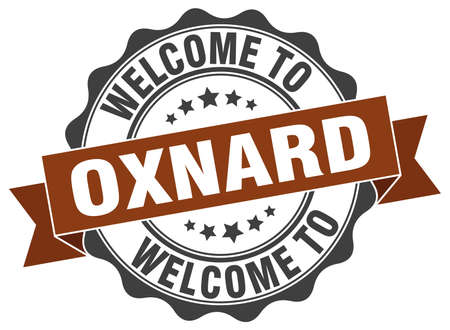 Oxnard round ribbon seal