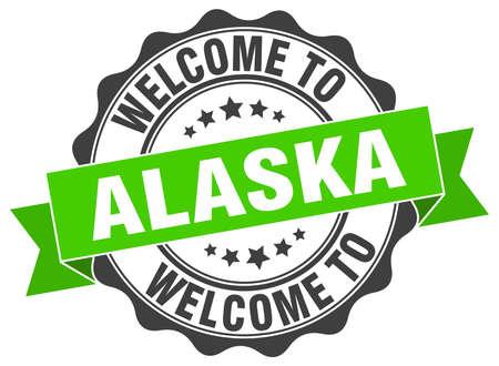 Alaska round ribbon seal