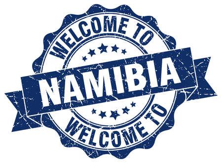 Namibië round bandrob