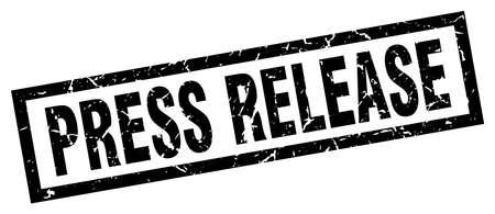 square grunge black press release stamp