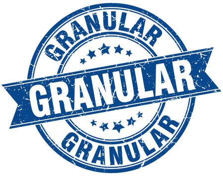 granular round grunge ribbon stamp Stok Fotoğraf - 78022289