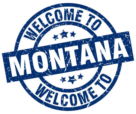 welcome to Montana blue stamp