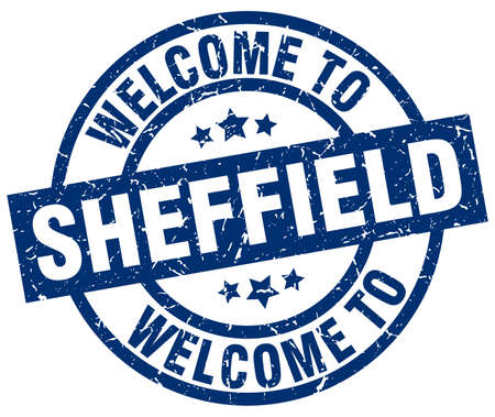 Welcome to Sheffield blue stamp.