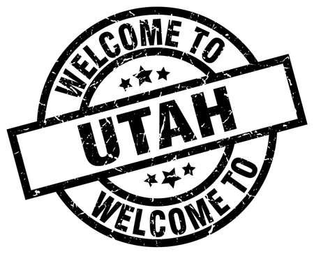ユタ州黒スタンプへようこそ