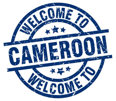Welcome to Cameroon blue stamp.