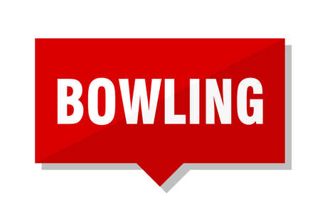 bowling red square price tag