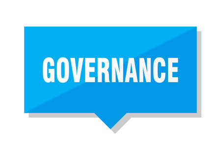 governance blue square price tag