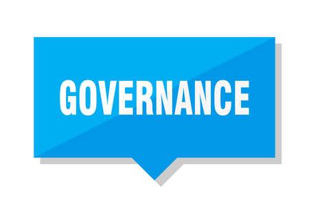 governance blue square price tag