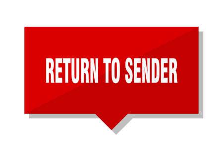 return to sender red square price tag