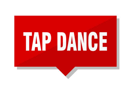 tap dance red square price tag