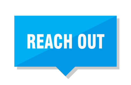 reach out blue square price tag