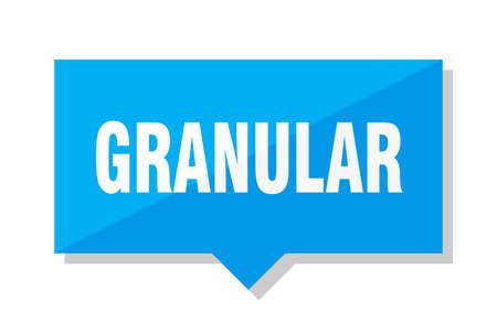 granular blue square price tag  イラスト・ベクター素材