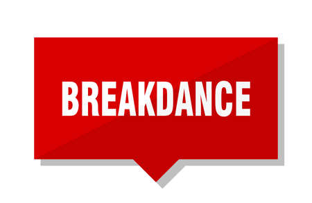 breakdance red square price tag