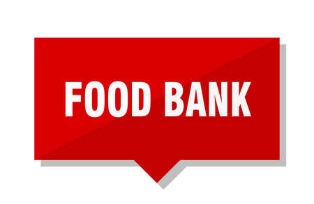 food bank red square price tag