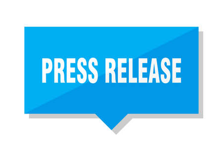 press release blue square price tag