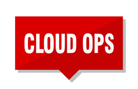 cloud ops red square price tag