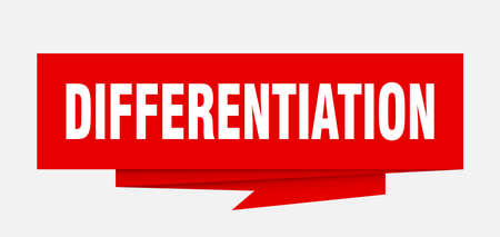 Differentiation sign.