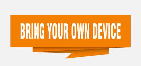 独自のデバイスサインを持参してください。あなた自身のデバイス紙折り紙の吹き出しを持参してください。独自のデバイスタグを持参してください。独自のデバイスバナーを持参する