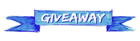 giveaway hand painted ribbon sign