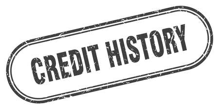 Credit Label Credit Orange Band Sign Credit Stock Illustration ... | 225x450
