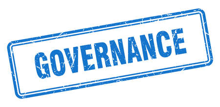 governance stamp. governance square grunge sign. governance Stok Fotoğraf - 126804807