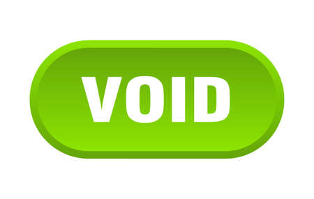 void button. void rounded green sign. void