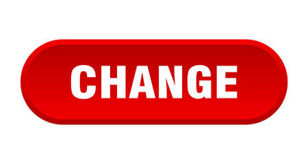 change button. change rounded red sign. change