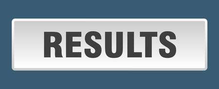 results button. results square white push button