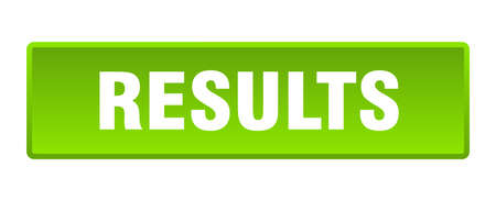results button. results square green push button 向量圖像