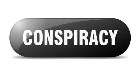 conspiracy button. conspiracy sign. key. push button.