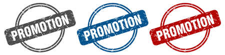 promotion stamp. promotion sign. promotion label set