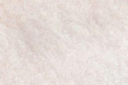 Eine abstrakte Textur der Pinselstriche in gleicher Farbe