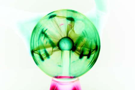 conductivity: plasma ball