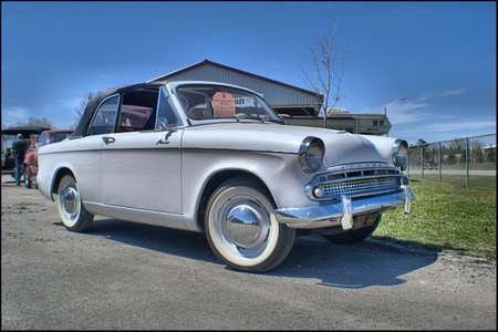 postwar: 1959 HillMan Minx