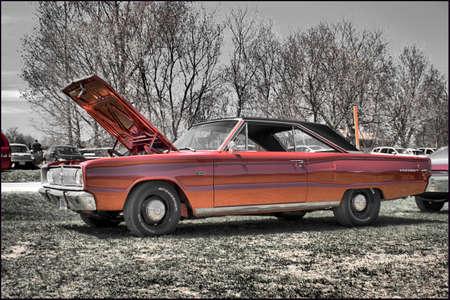dodge: 1967 Dodge Coronet 440 Editorial