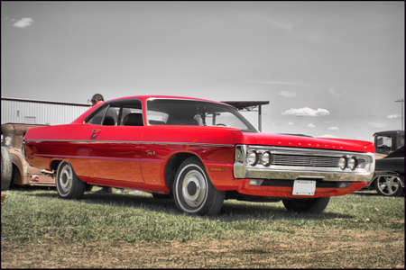 fury: 1970 Plymouth Fury II Editorial