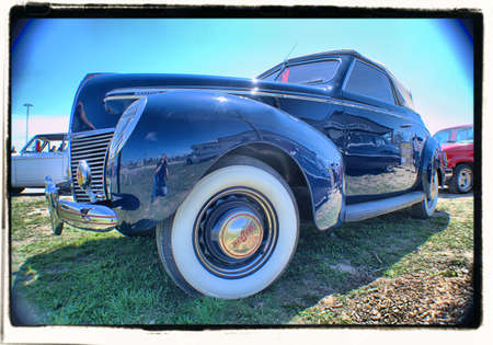 coupe: 1940 Mercury Coupe Editorial