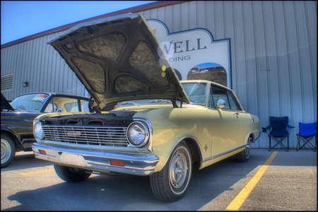 early 60s: 1962 Chevrolet Nova