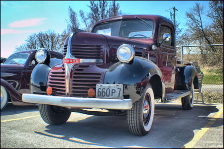 late 40s: 1947 Dodge Pick up