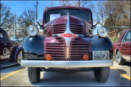 dodge: 1947 Dodge Pick up