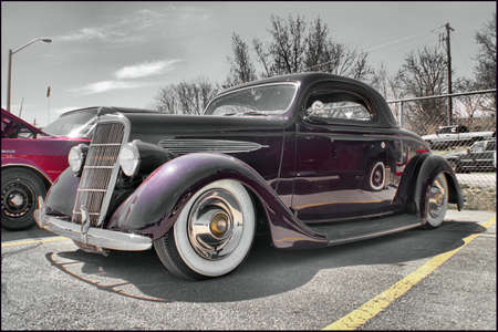 coupe: 1935 Ford Coupe Custom