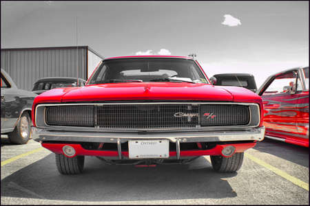 rt: 1968 Dodge Chager RT
