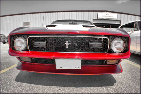 mustang: 1971 Ford mustang