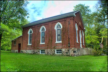 Wesleyville United Church Banco de Imagens