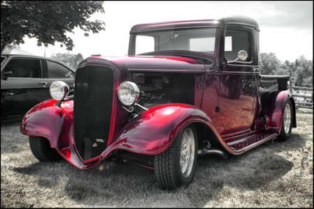 dodge: 1934 Dodge Pick up Editorial