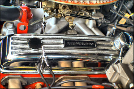 1970 BaldwinMotion Camaro